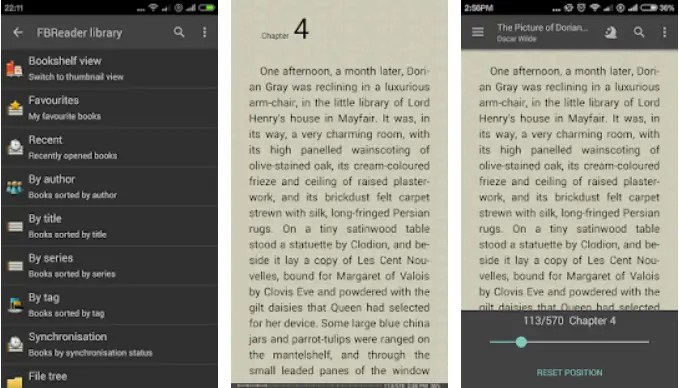 best android ebook reader apps