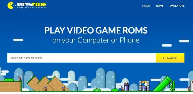 Sites like Romsmania