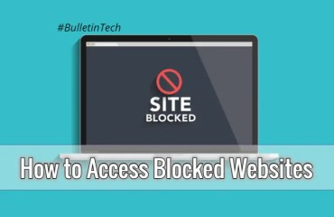 How to Access Blocked Websites [Step by Step Guide]