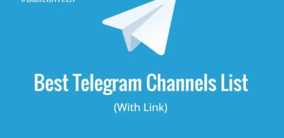 Best Telegram Channel List With Link To Follow In 2020