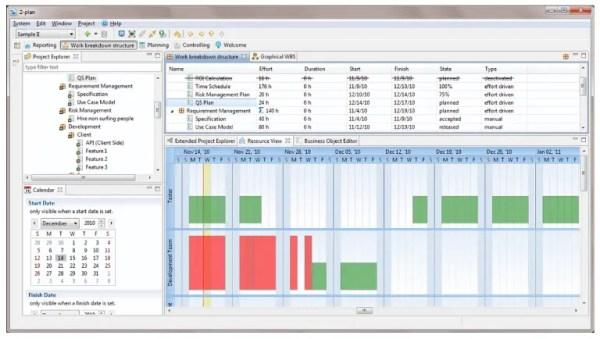 2plan project management software