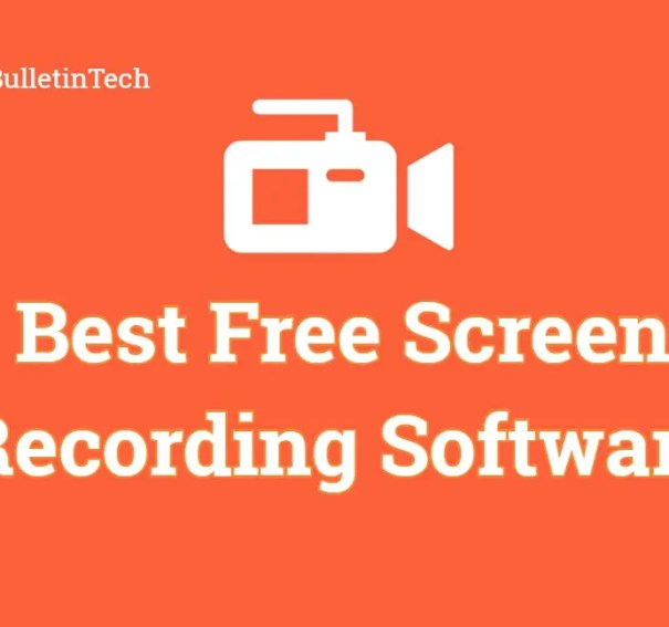 Top 10 Best Free Screen Recording Software For Windows
