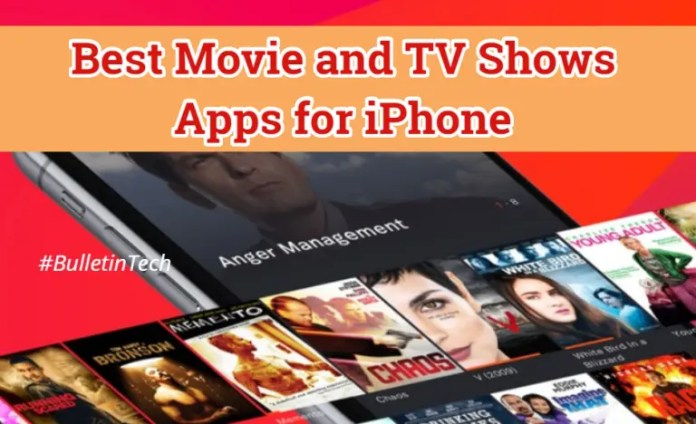 Best Movie apps for iPhone