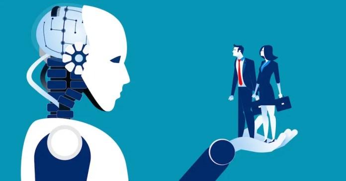 Robots Replace Copywriters