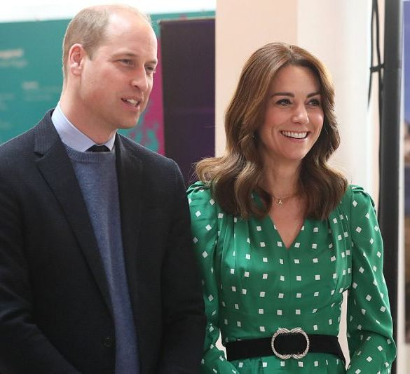 Kate Middleton and Prince Williams