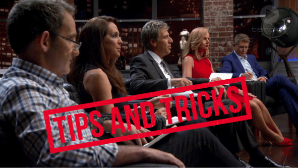 How to get on the shark tank