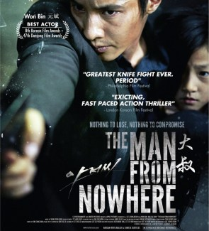 Man from Nowhere poster