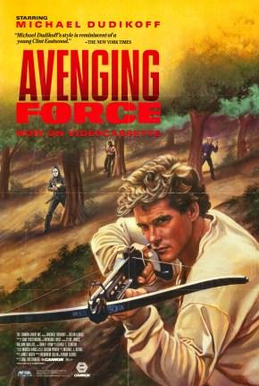 Avenging Force - 1986- Matt Hunter