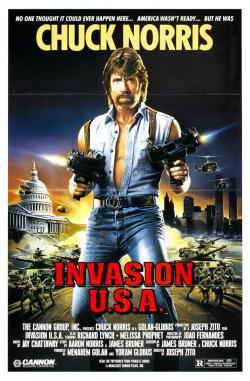 Invasion USA - 1985- Matt Hunter