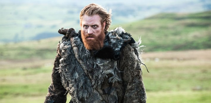 Kristofer Hivju as The Kurgan