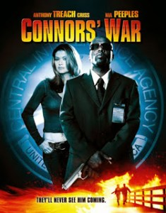 Connors War poster