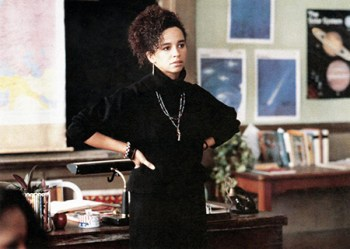 THE PRINCIPAL, Rae Dawn Chong, 1987. ©TriStar Pictures