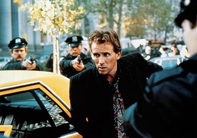 SHAKEDOWN, Peter Weller, 1988. ©Universal
