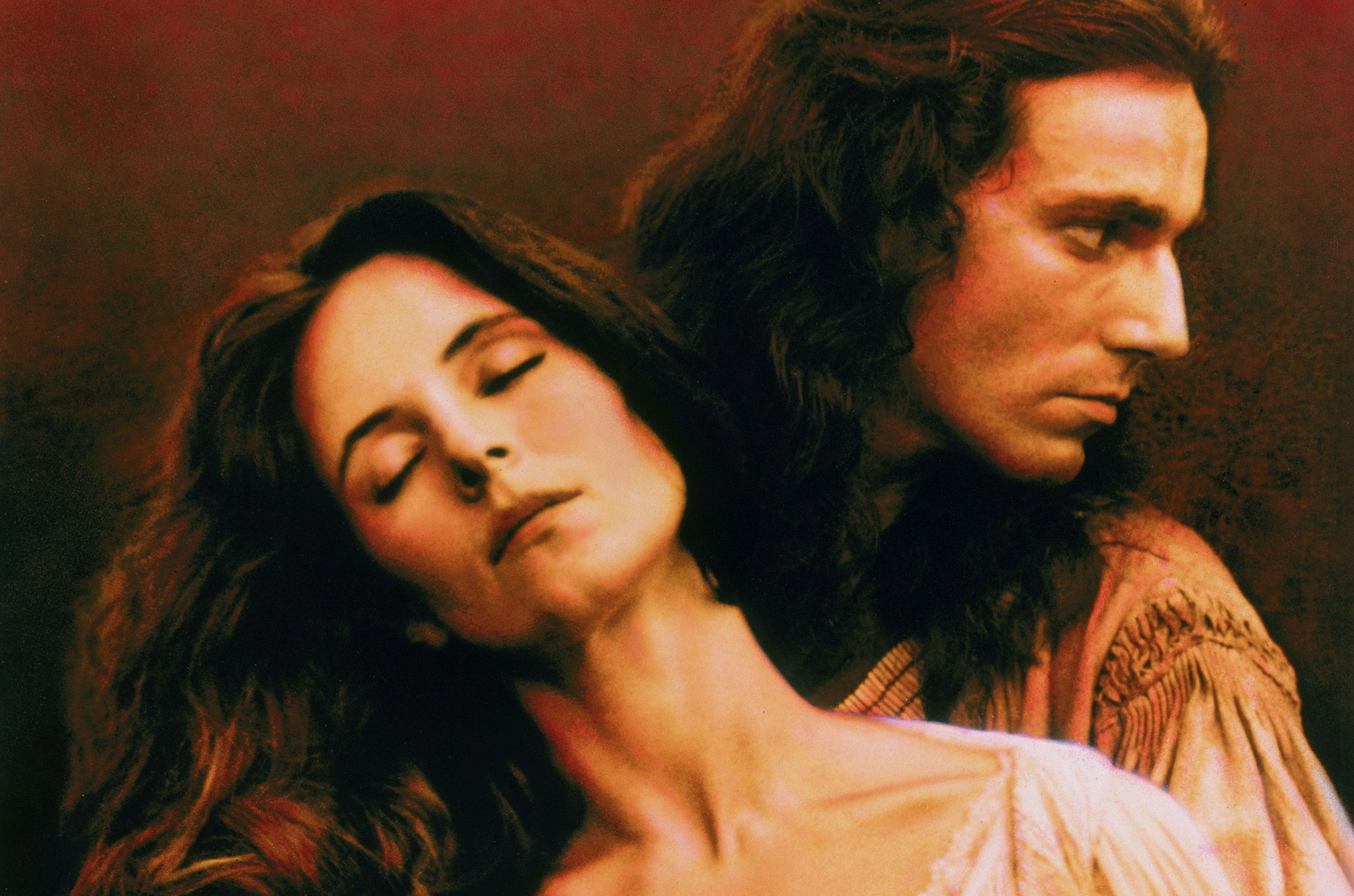 Damsels: Madeleine Stowe – The Last of the Mohicans ...