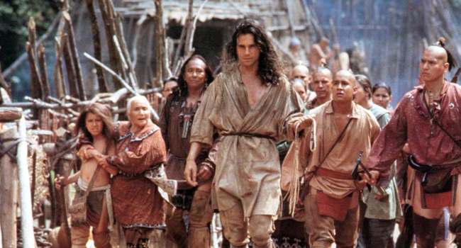 10 Things You Didn T Know About The Last Of The Mohicans Bulletproof Action Master carver eric schweig (ray dean thrasher) learned under the tutelage of renowned tahltan carver vern etzerza. last of the mohicans