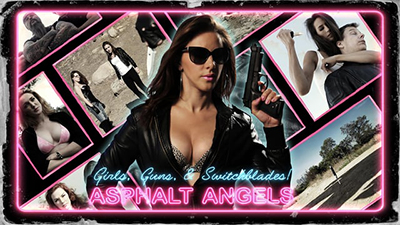 Exploitation Throwback: Asphalt Angels is a movie from 2014 that wishes it was made during the heyday of exploitation films. It tells the story of the ...