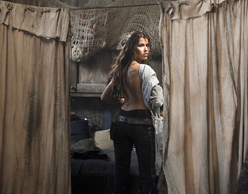 Tough Chicks Sofia Pernas Age Of The Dragons Bulletproof Action