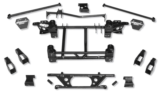 Chevy-GMC 6-8 Inch Lift Kit Tahoe Yukon Avalanche