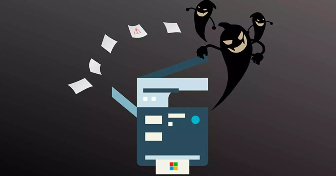 Watch out!  Windows has a new security flaw in printers