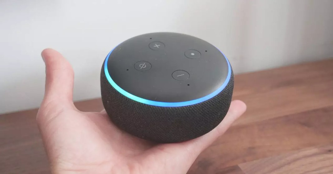 Alexa will yell at you if necessary for you to hear it correctly