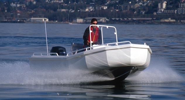 Deep V Hull Aluminum Boats