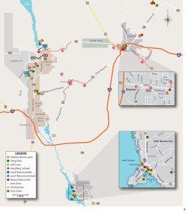 Tri City Map