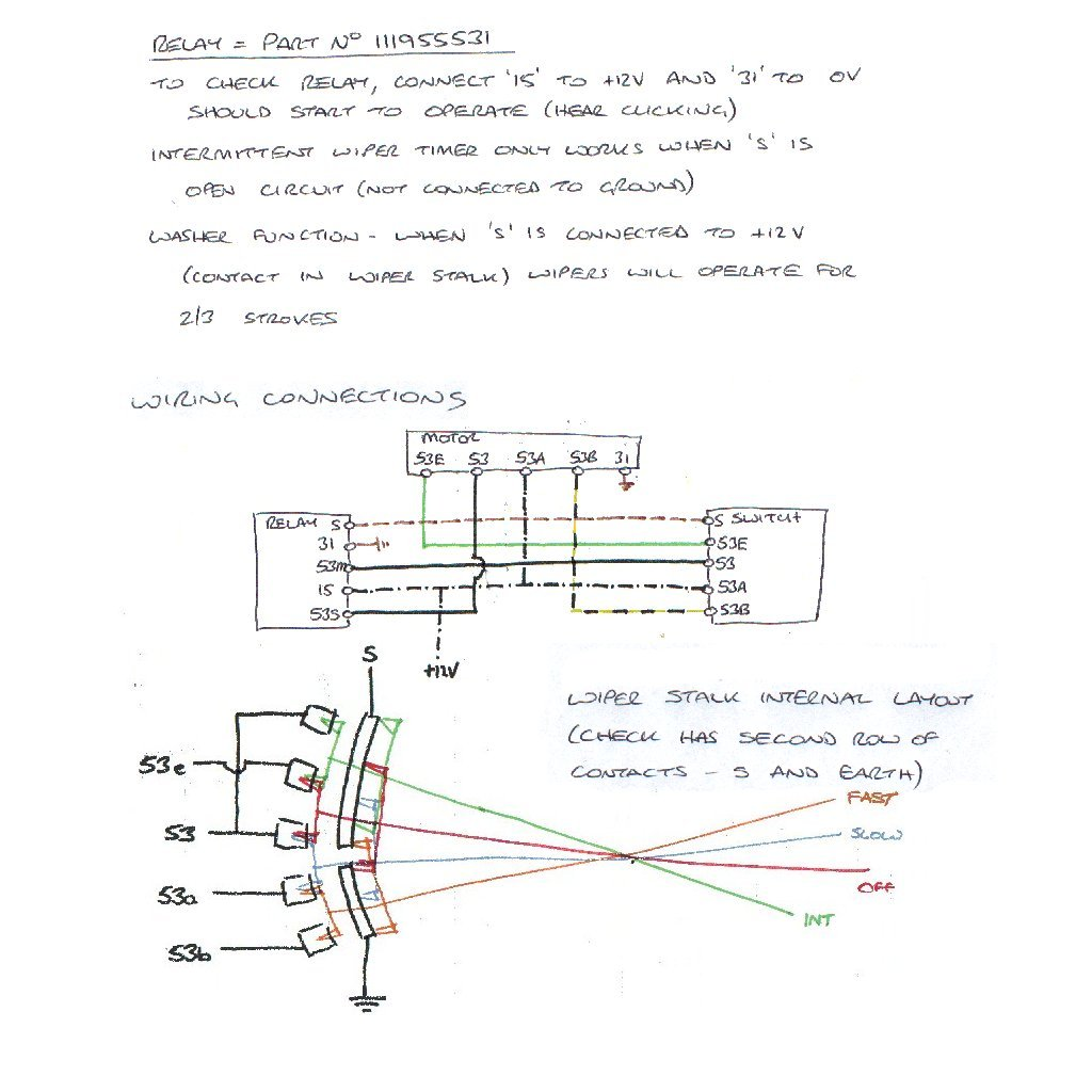 cole hersee wiper switch wiring diagram 2000 ford windstar bullimania forum: temporizzatore tergi