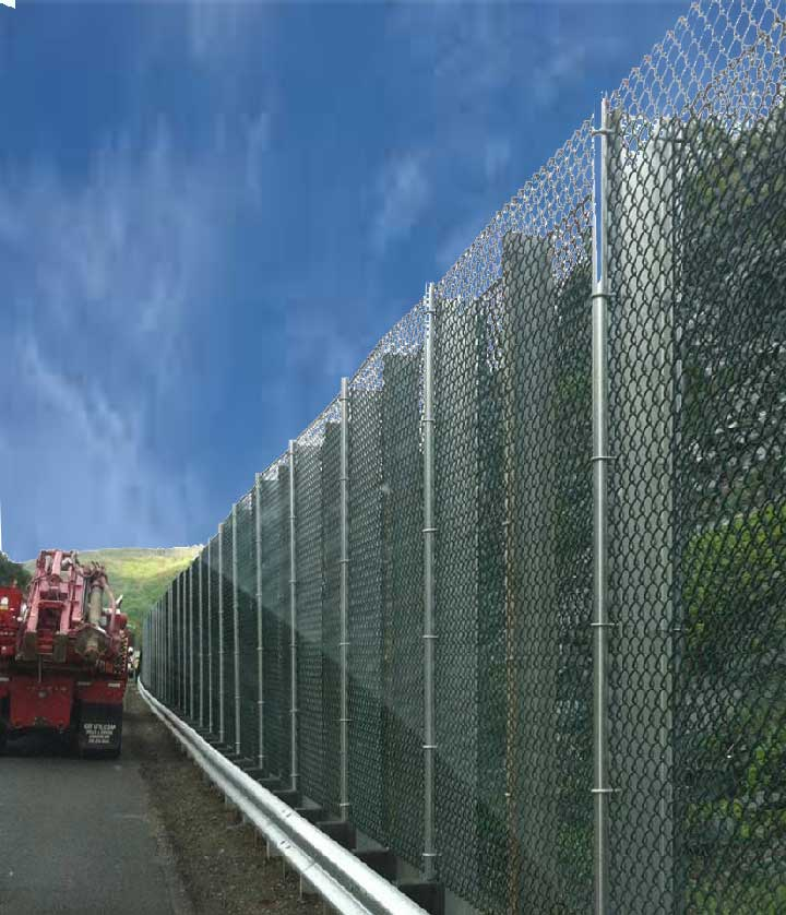 Fencing  Bullington Construction Inc