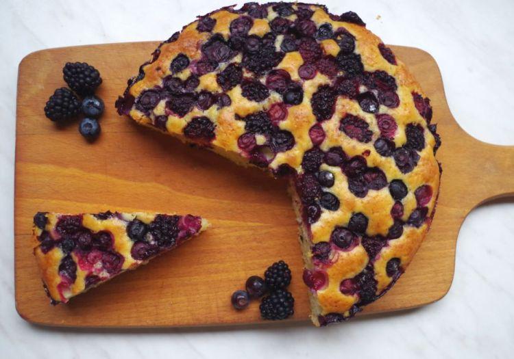 ciasto z borówkami 3