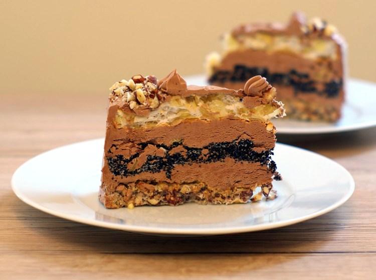 Tort makaronikowy 3