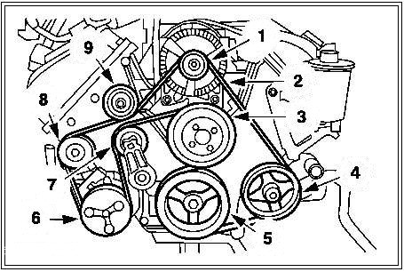 Steering Damper Diagram, Steering, Free Engine Image For