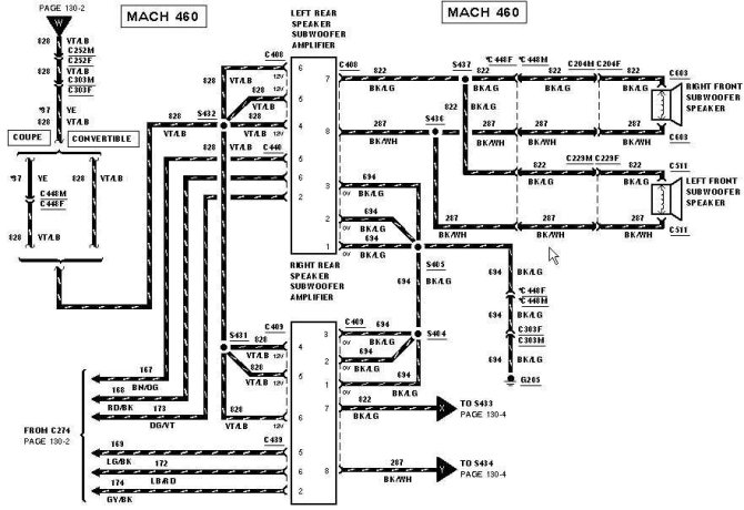 sn95 mustang stereo wiring diagram  wire data schema •