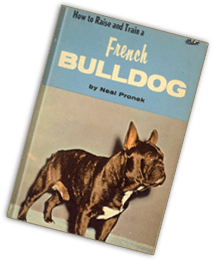 Neil Pronek French Bulldog Book