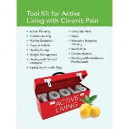 Tool Kit: Pain Self-Management Program PRE-ORDER NOW!