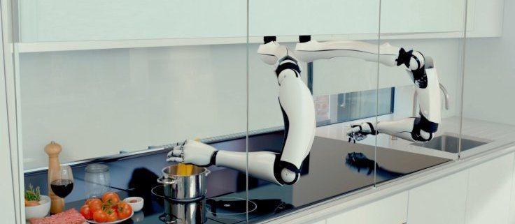 I robot in cucina: novità o fallimento?