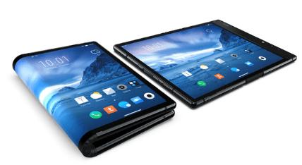 Smartphone pieghevole : il device del futuro?
