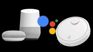 Google Home + iRobot: terrific duo