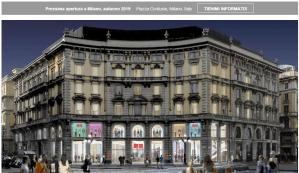 Uniqlo aprirà anche a Milano