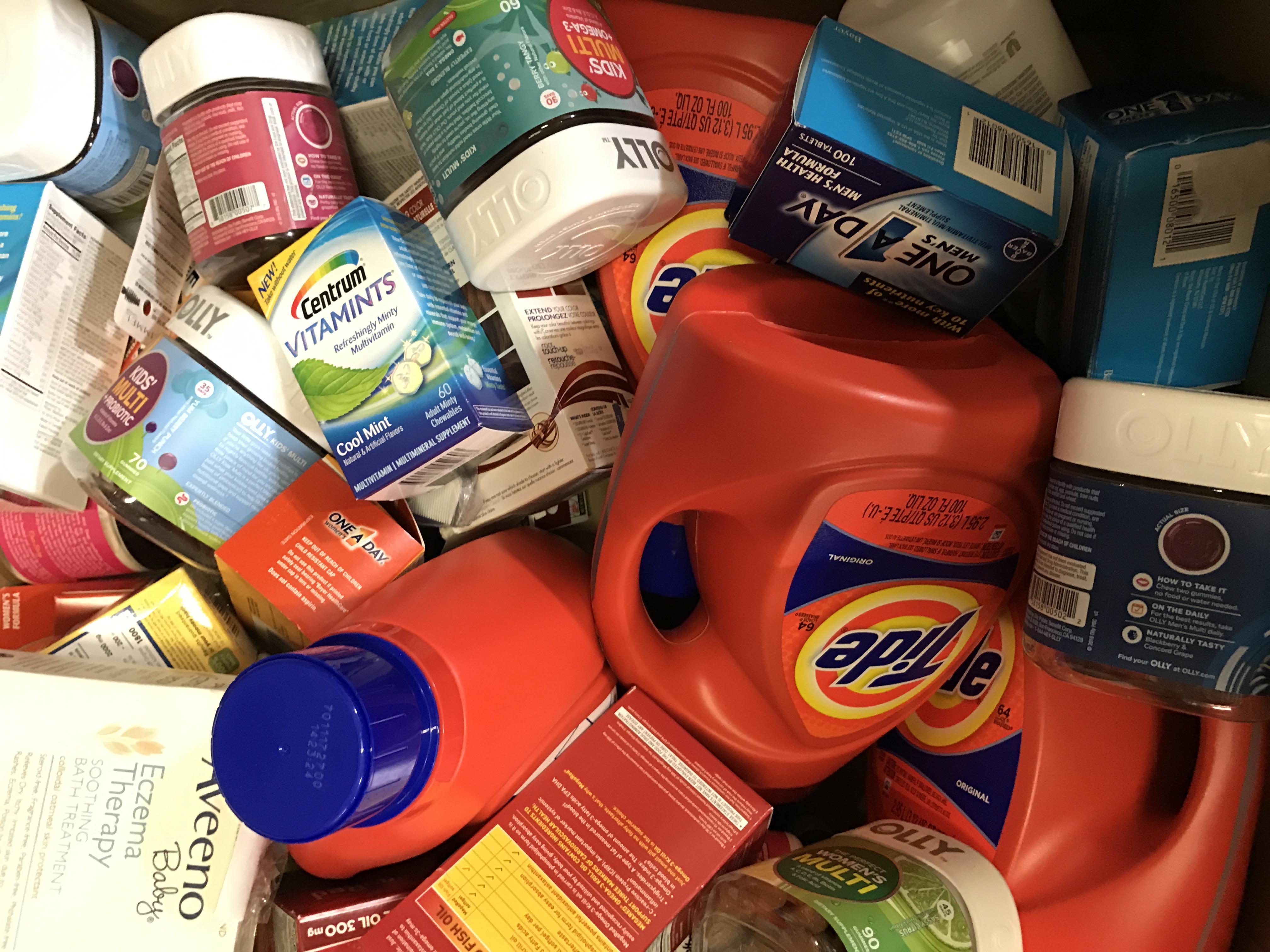 Drugstore HBA/Grocery Pallet Program – 15% of Wholesale!
