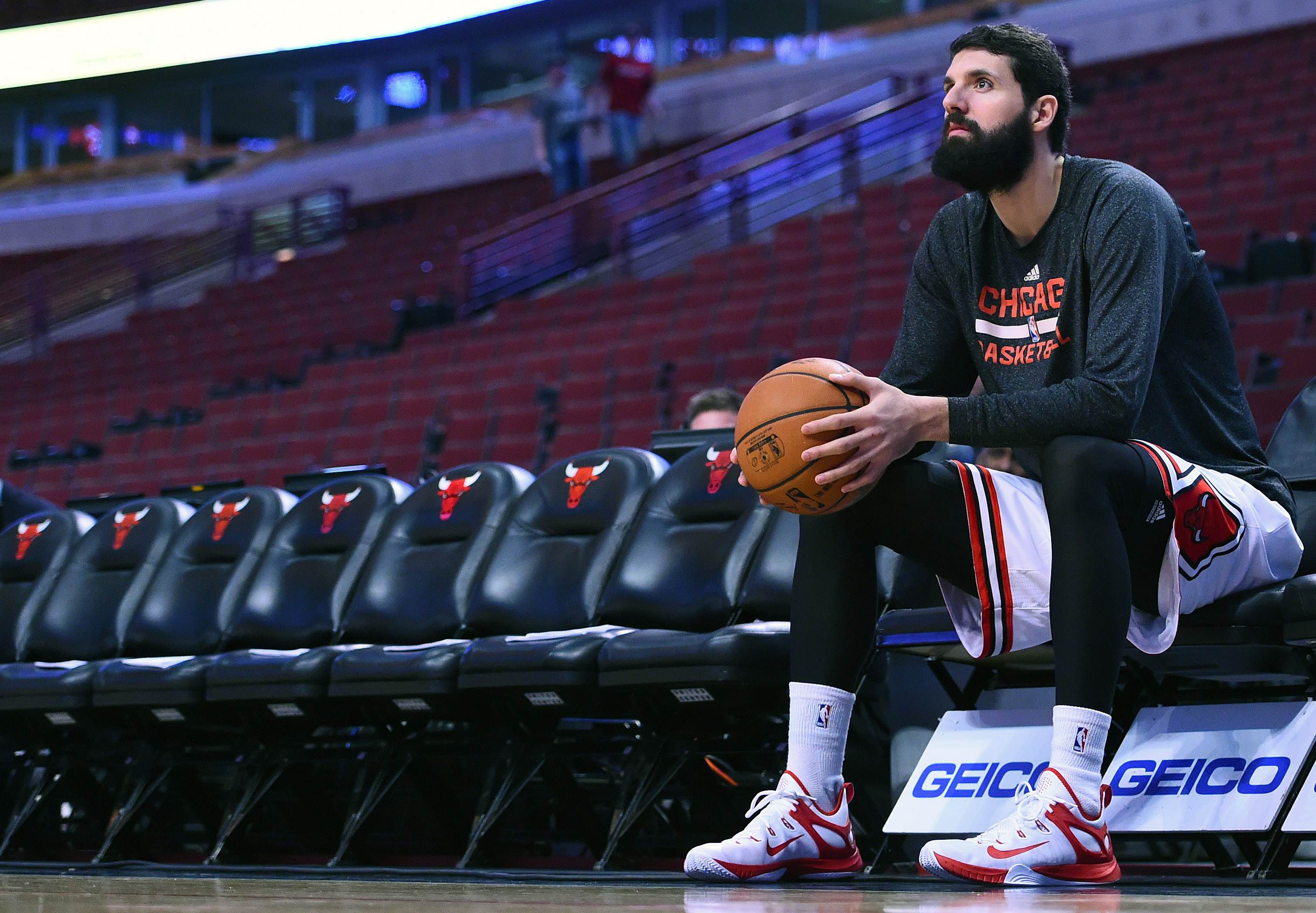 Image result for nikola mirotic