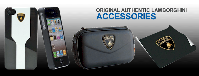 Lamborghini Accessories