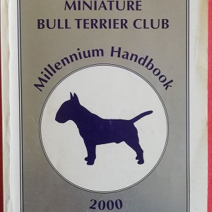 millennium handbook 2000 - miniature bull terrier club