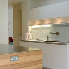 Big Kitchen Island Cost Of Marble Countertops Bright And Airy Contemporary Design In ...