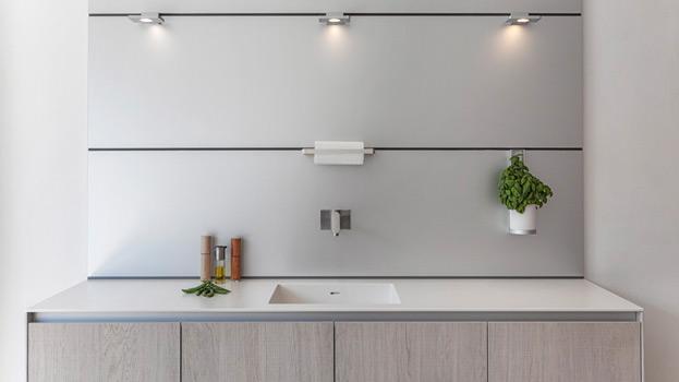 black stainless steel kitchen sink calphalon essentials luxury design examples bulthaup winchester designs