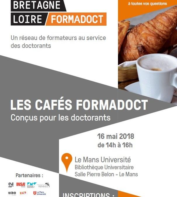 Café Formadoct le 16 mai 2018
