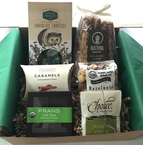 Holiday Munch Box - holiday group gift
