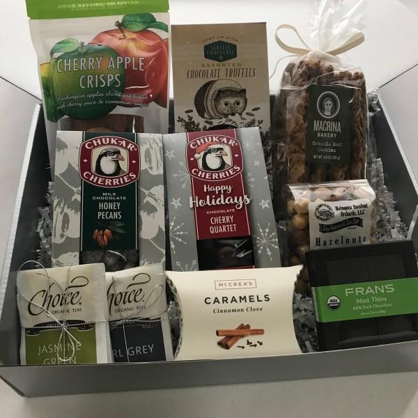 Holiday Munch Box, large