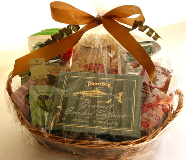 bumbleBdesign's Kosher Snack Basket, Seattle, WA