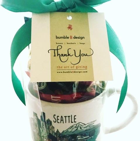 bumbleBdesign - Seattle Mug