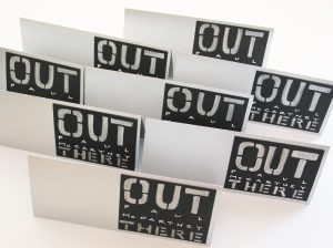 "custom Paul McCartney ""Out There"" tour ticket envelopes"